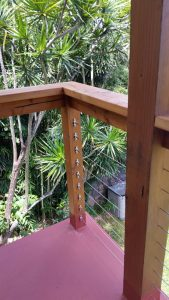 Home Lanai Cable Railings